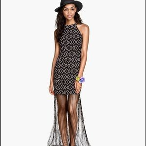 H&M Dresses - H&M Coachella Bodycon Dress
